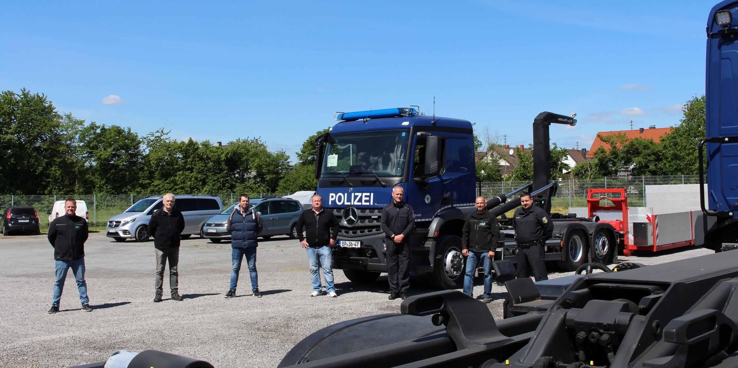 Polizei Kassel und Ülzen